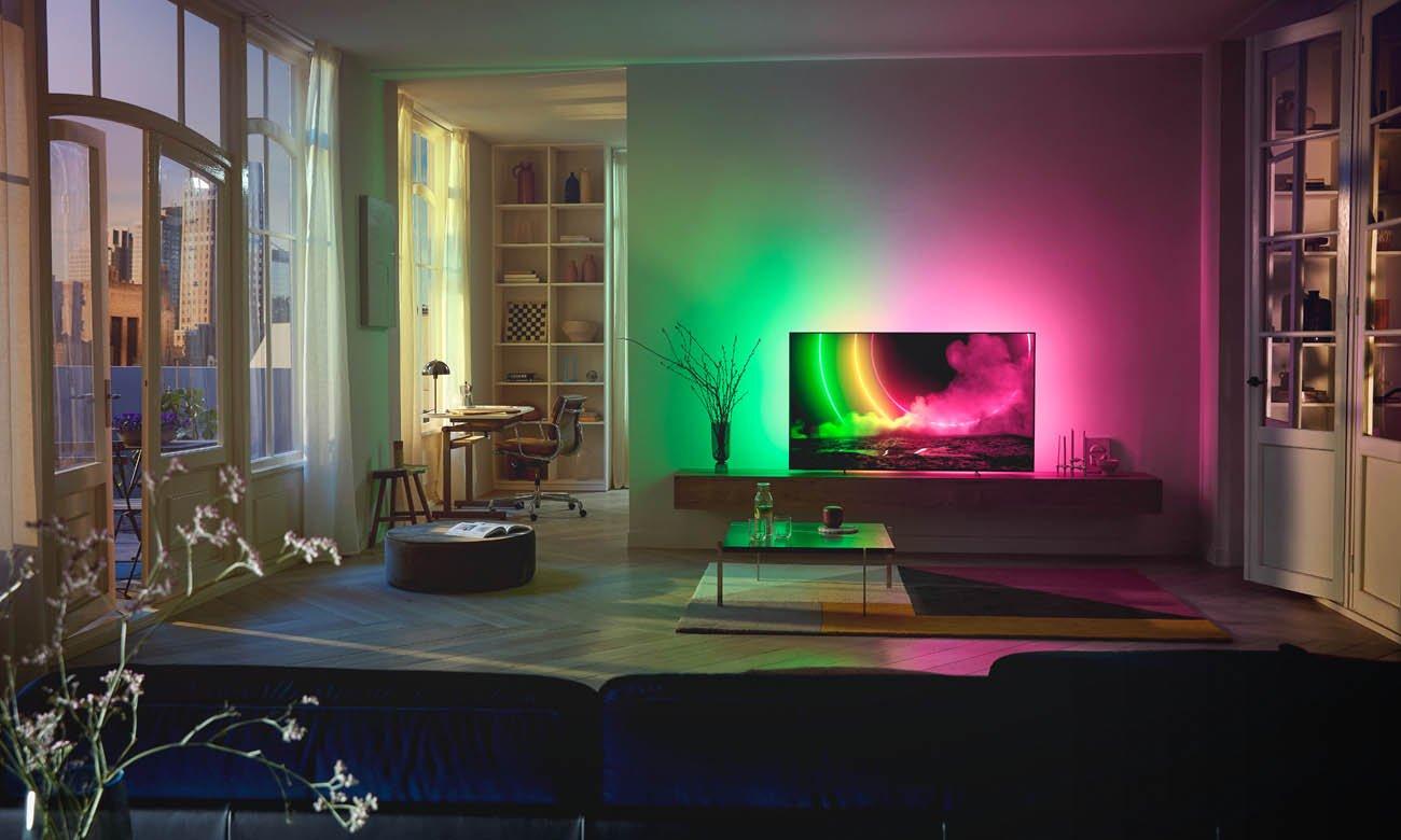 Telewizor OLED 4K Philips 55OLED806
