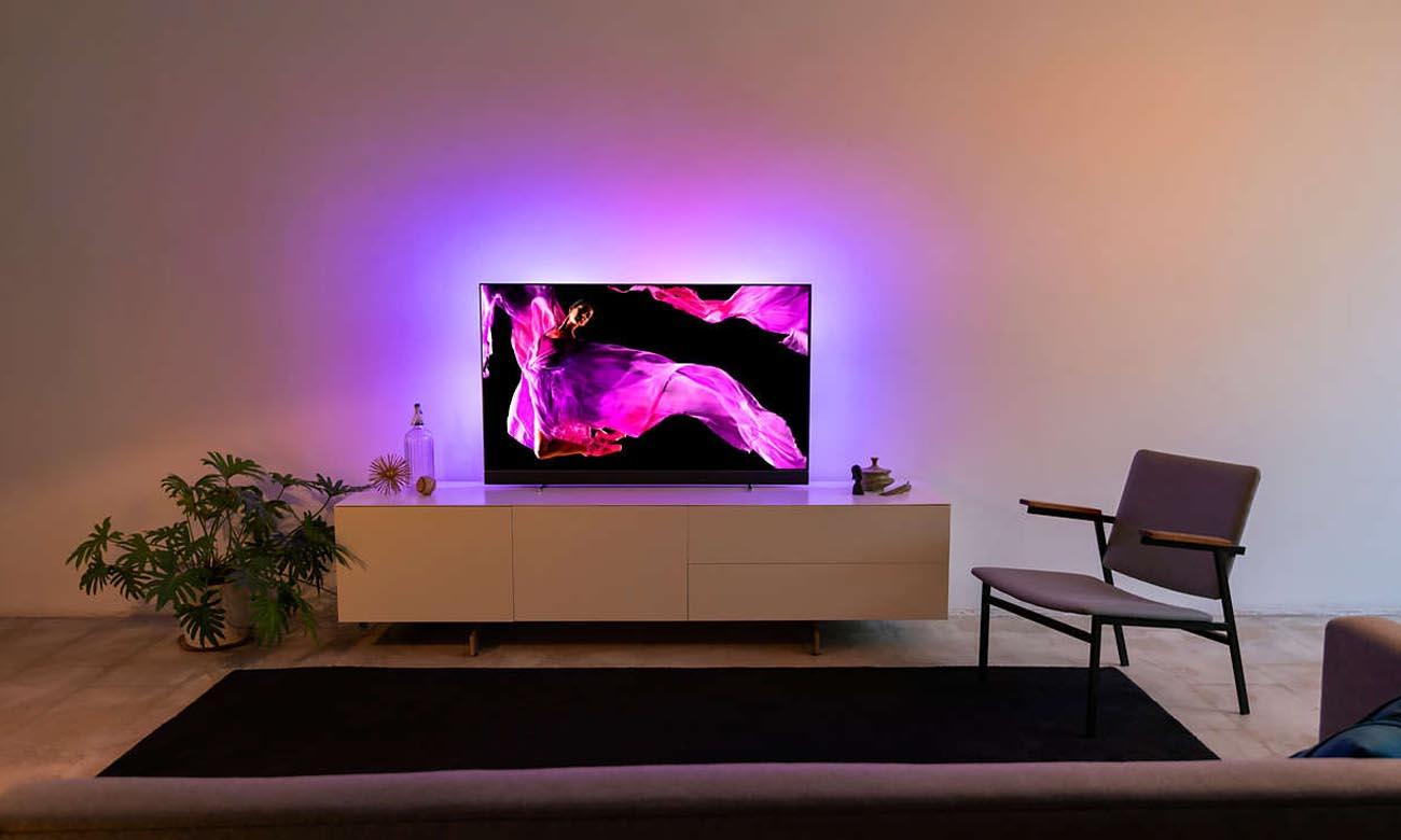 Telewizor 4K UHD OLED 55OLED903