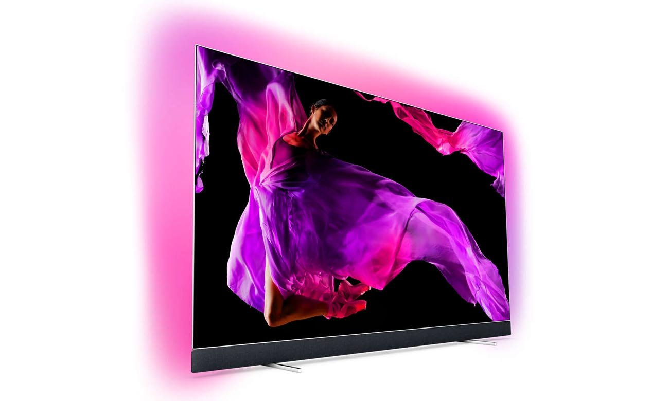 Procesor Philips P5 w 55OLED903 HDR