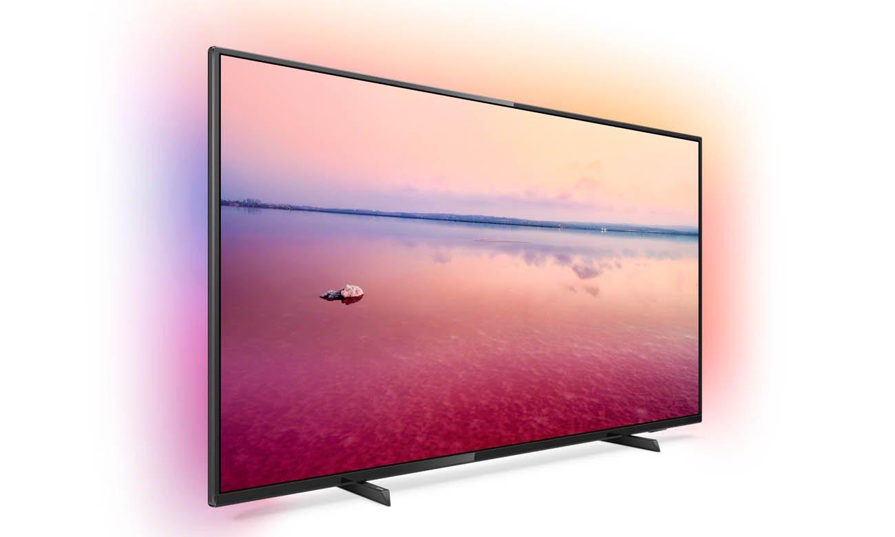 Telewizor Philips 4K 55PUS6704 z dolby atmos