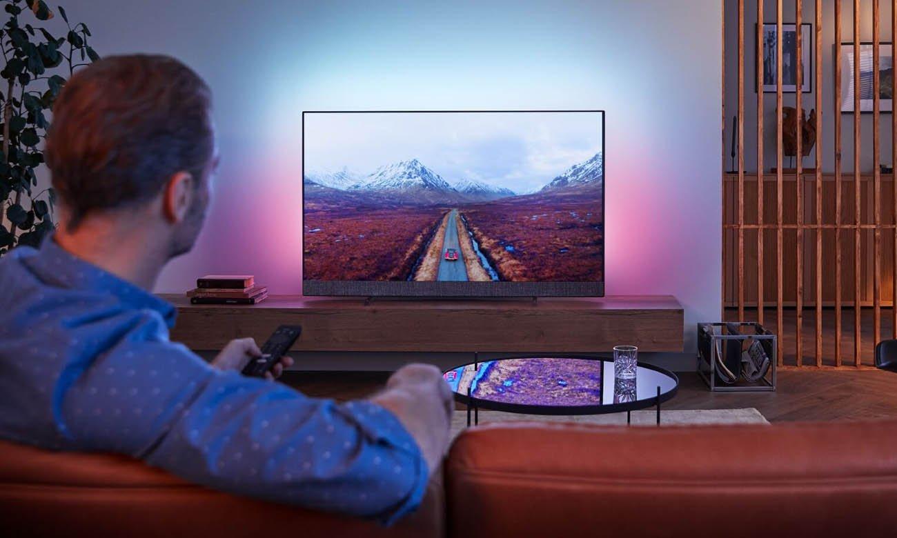 Telewizor 4K Philips 55PUS8804 UHD HDR