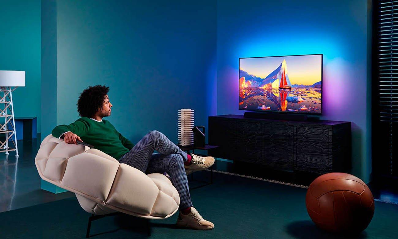 Telewizor 4K Philips 55PUS9435 UHD HDR