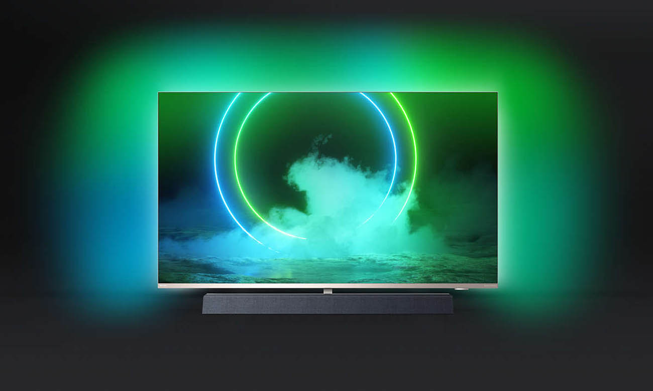 Telewizor 4K Philips 55PUS9435 z systemem Ambilight
