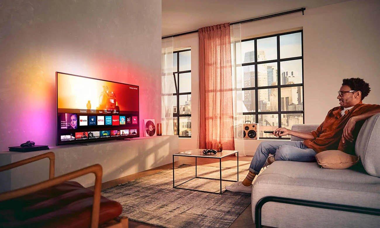 Smart TV SAPHI Philips 58PUS7805