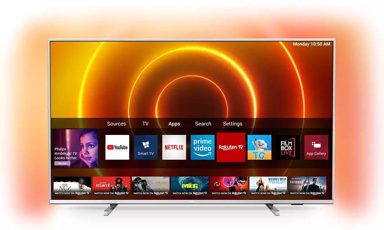 Telewizor LED 4K Philips 58PUS7855