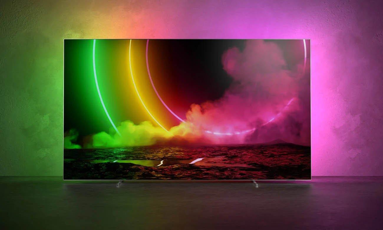 Telewizor OLED 4K Philips 65OLED806