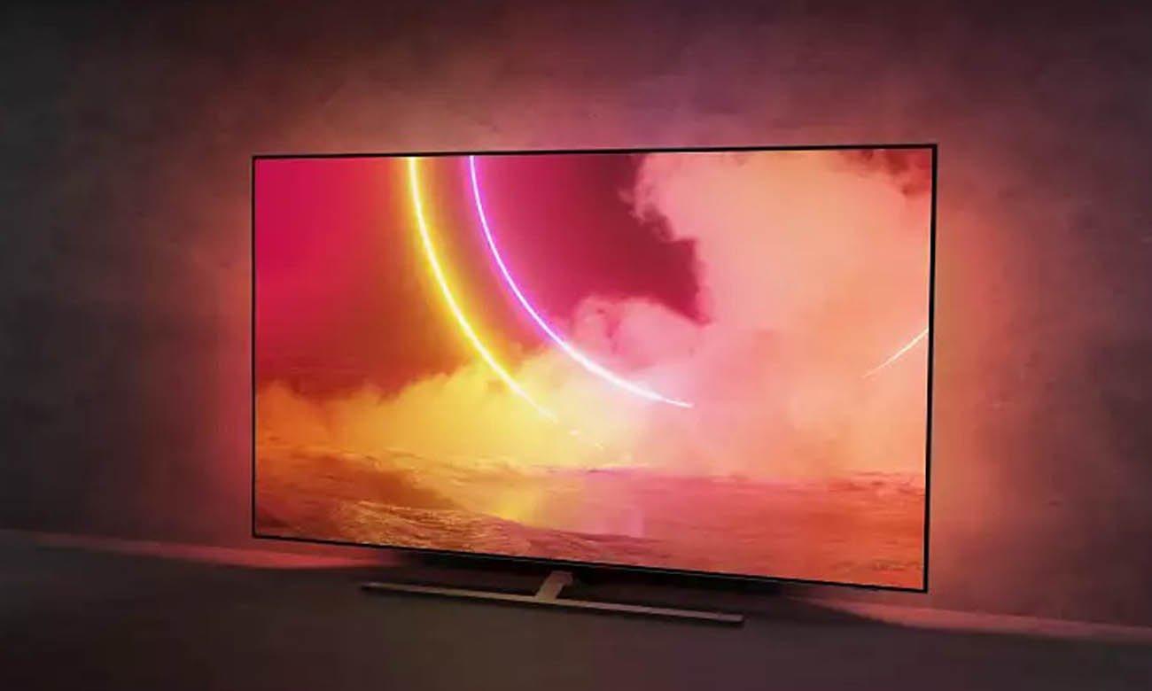 Telewizor Philips 4K 65OLED855 Ambilight