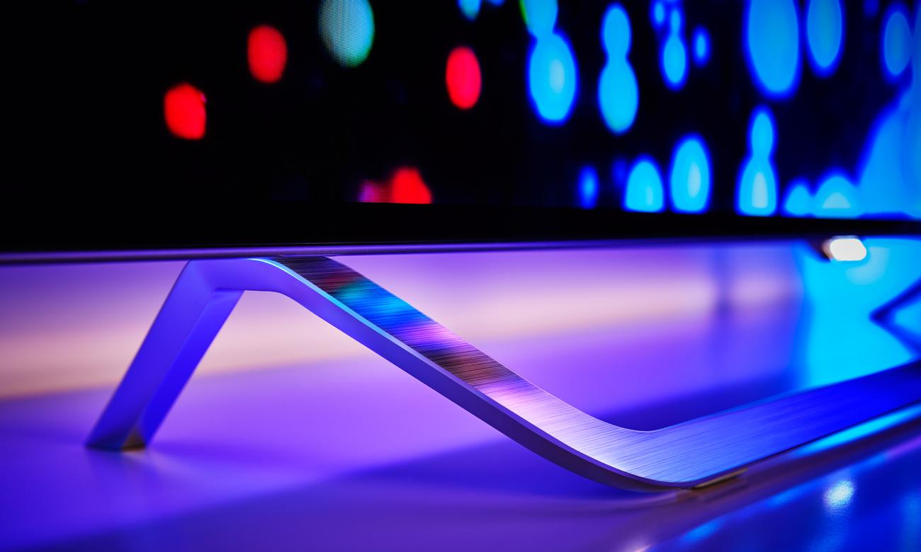Telewizor OLED Ultra HD Philips 65OLED873