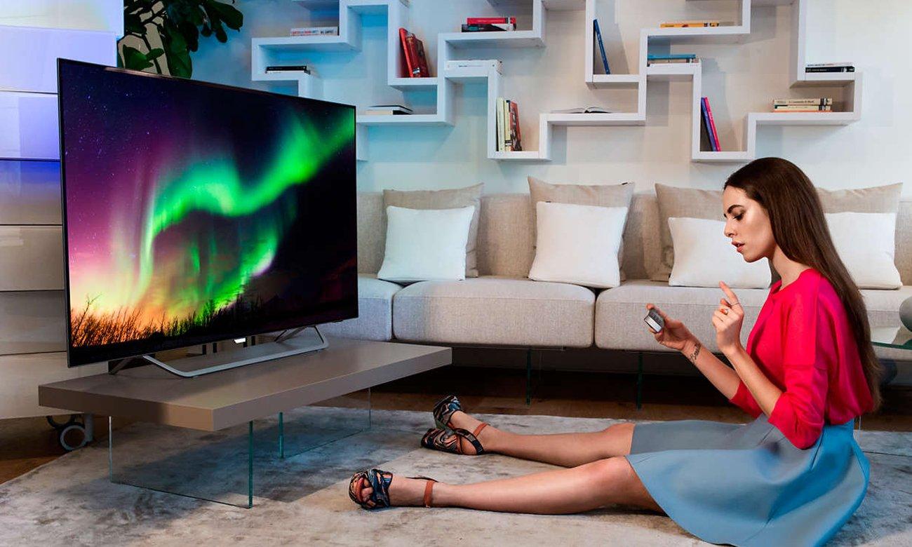 Telewizor OLED Philips 65OLED873 z Wi-Fi