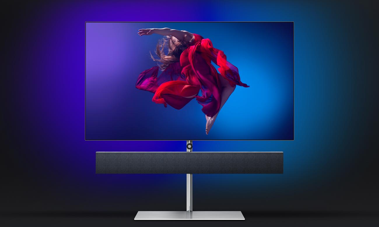 Telewizor 4K Philips 65OLED984 z technologią Ambilight
