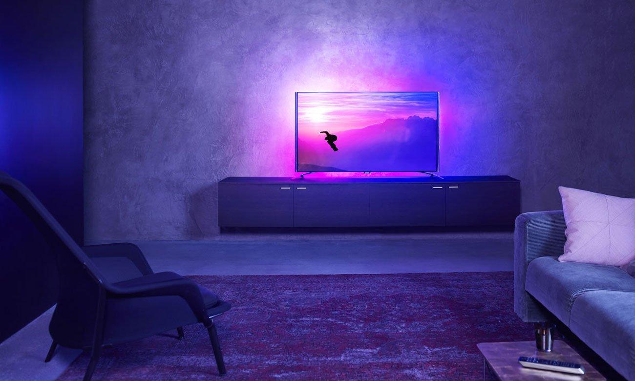 Telewizor z technologią HDR Plus Philips 75PUS7803