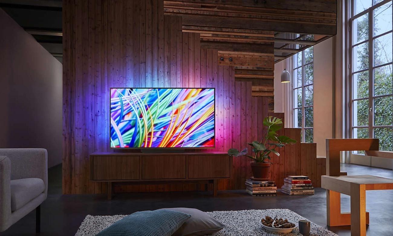 75-calowy telewizor 4K Philips 75PUS8303