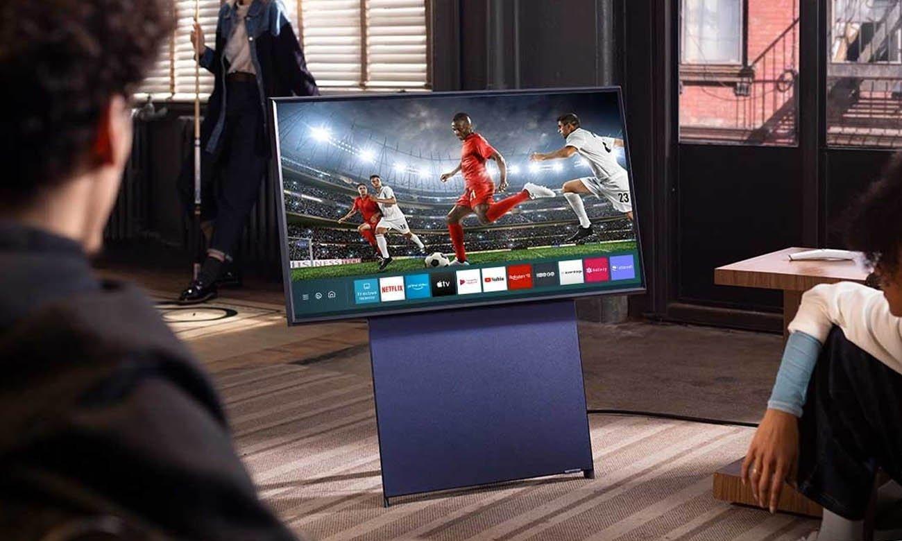 Smart TV Samsung QE43LS05T Tizen 43 cali