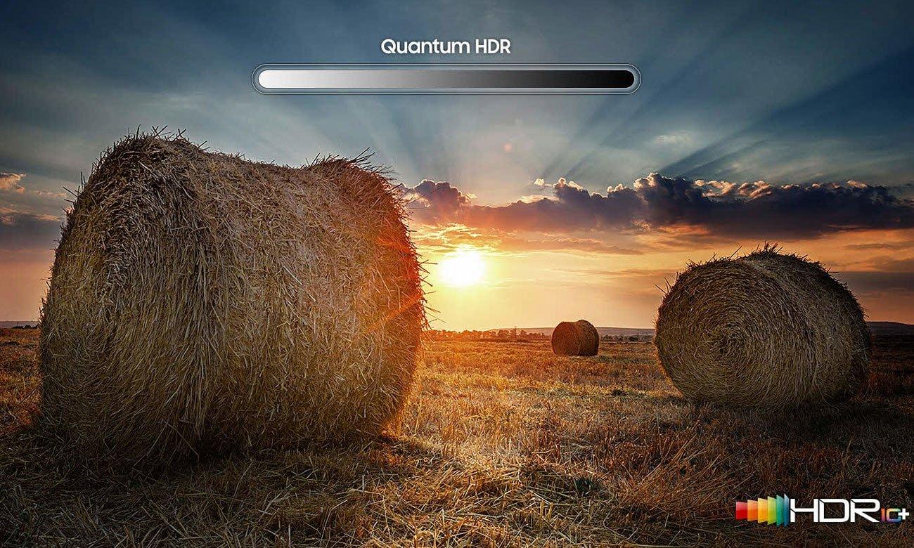 Quantum HDR 1000 w TV Samsung QE55Q70RA