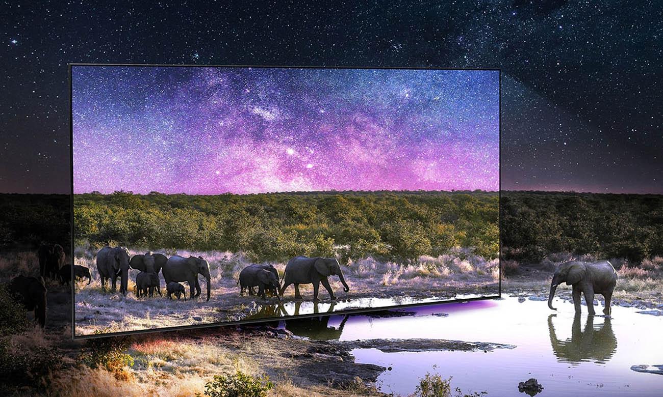 Telewizor HDR 4K Samsung QE75Q77AA
