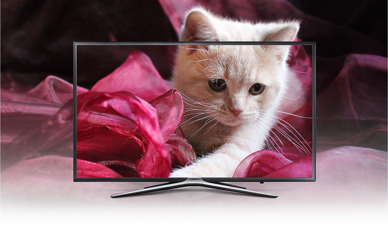 Rozdzielczość Full HD w telewizorze Samsung UE32M5502