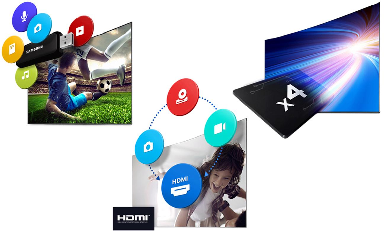Telewizor Smart TV Samsung KU6100