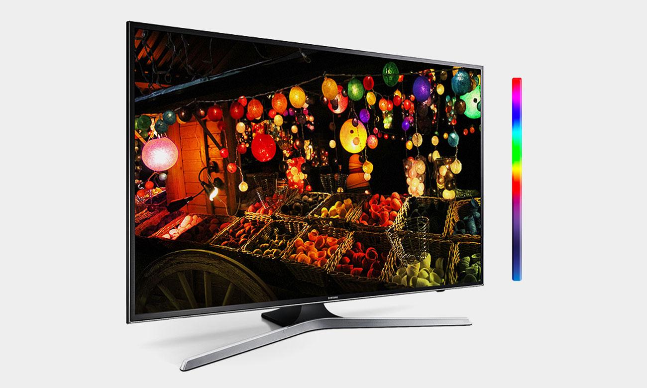 Telewizor Samsung UE50MU6102 z funkcją poprawy koloru