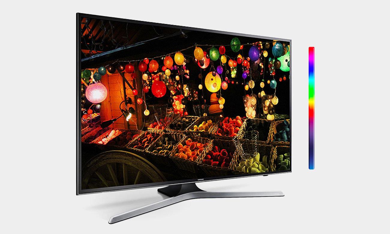 Telewizor Samsung UE65MU6102 z funkcją poprawy koloru