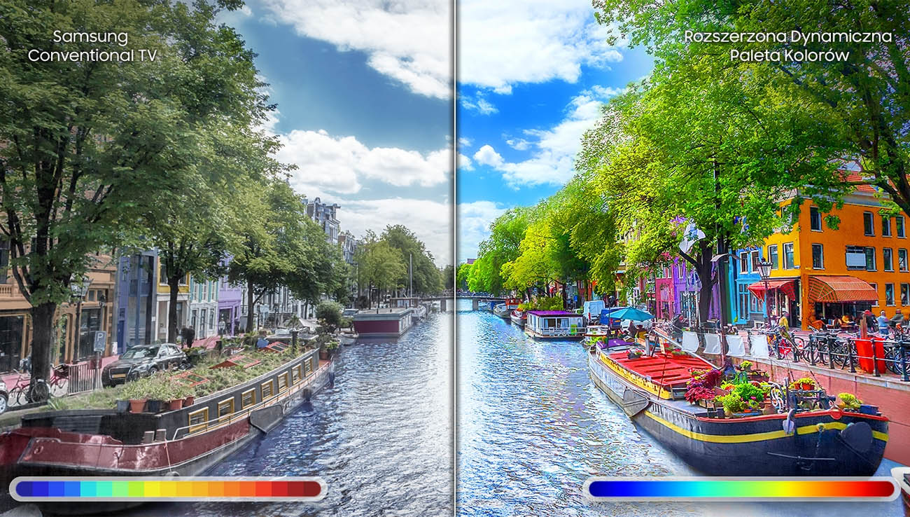 Telewizor 4K Samsung UE65RU8002 UHD HDR