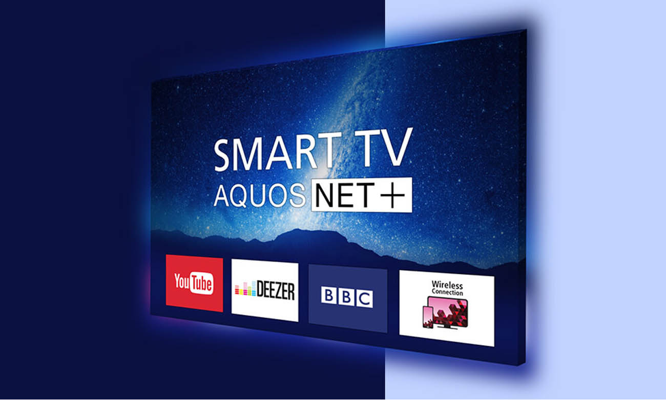Telewizor FHD Sharp LC-43UI7252E