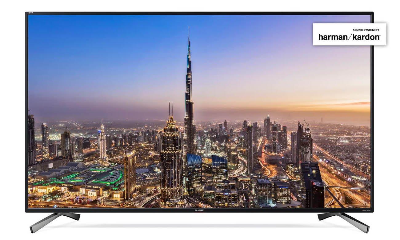 Telewizor FHD Sharp LC-49UI8652E
