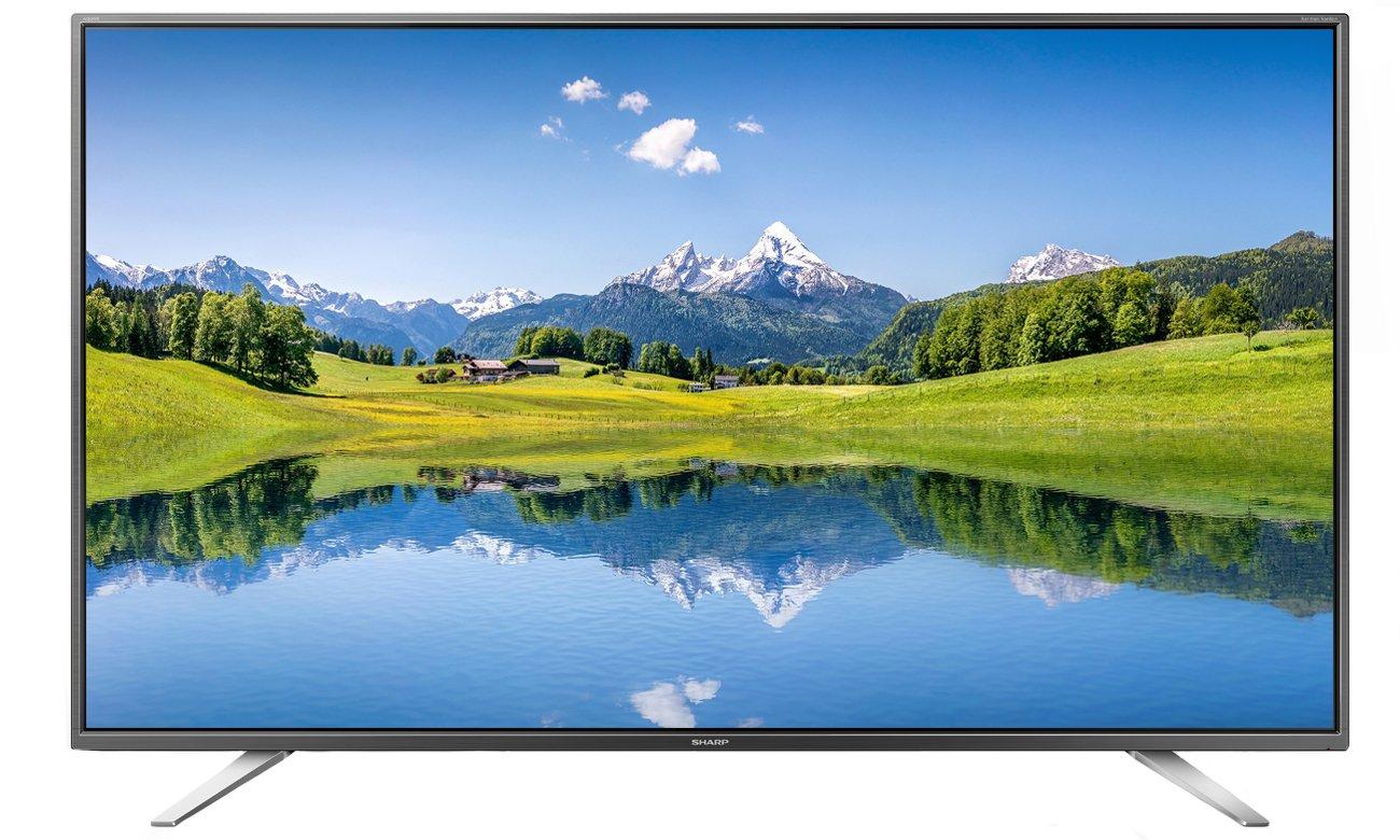 Telewizor Ultra HD SharpLC65CUG8062E 65 cali
