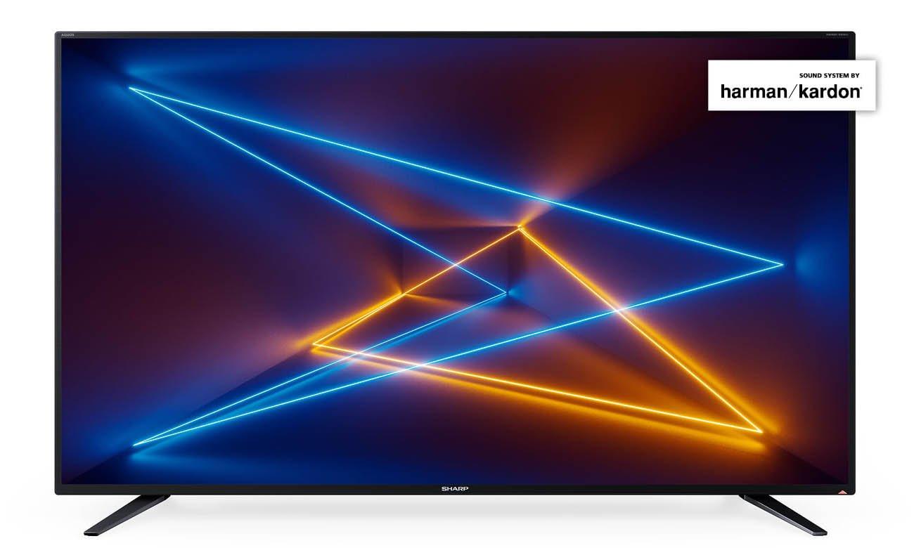 Telewizor Ultra HD Sharp LC-65UI7252E