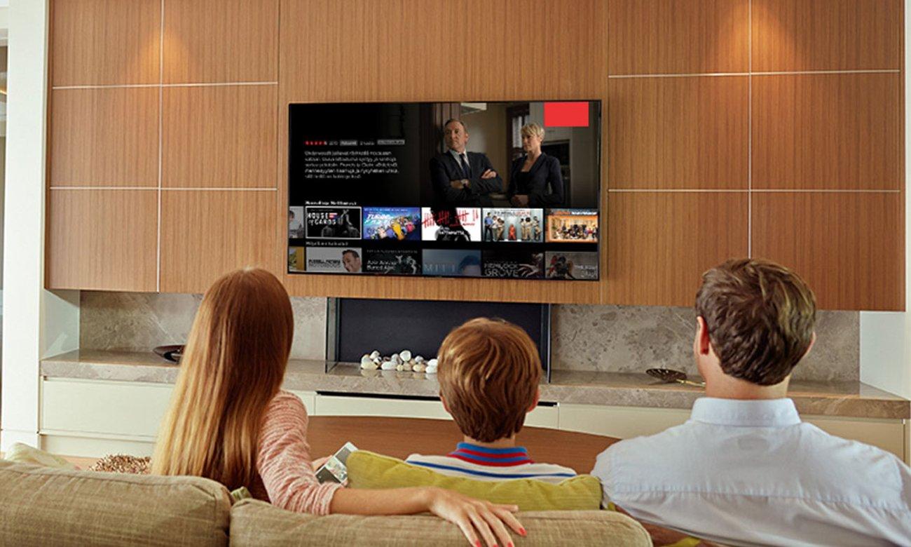 Telewizor KDL-55W809C Sony z tunerem DVB-S2