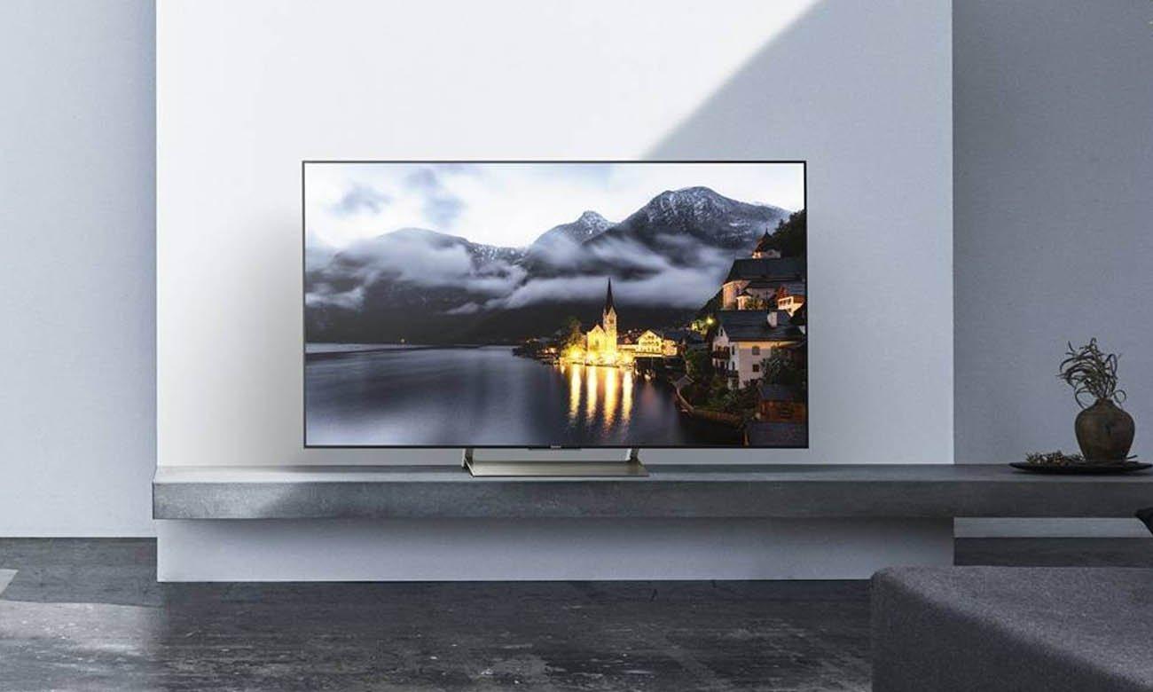 Telewizor UHD Sony 55XE9005 55 calowy
