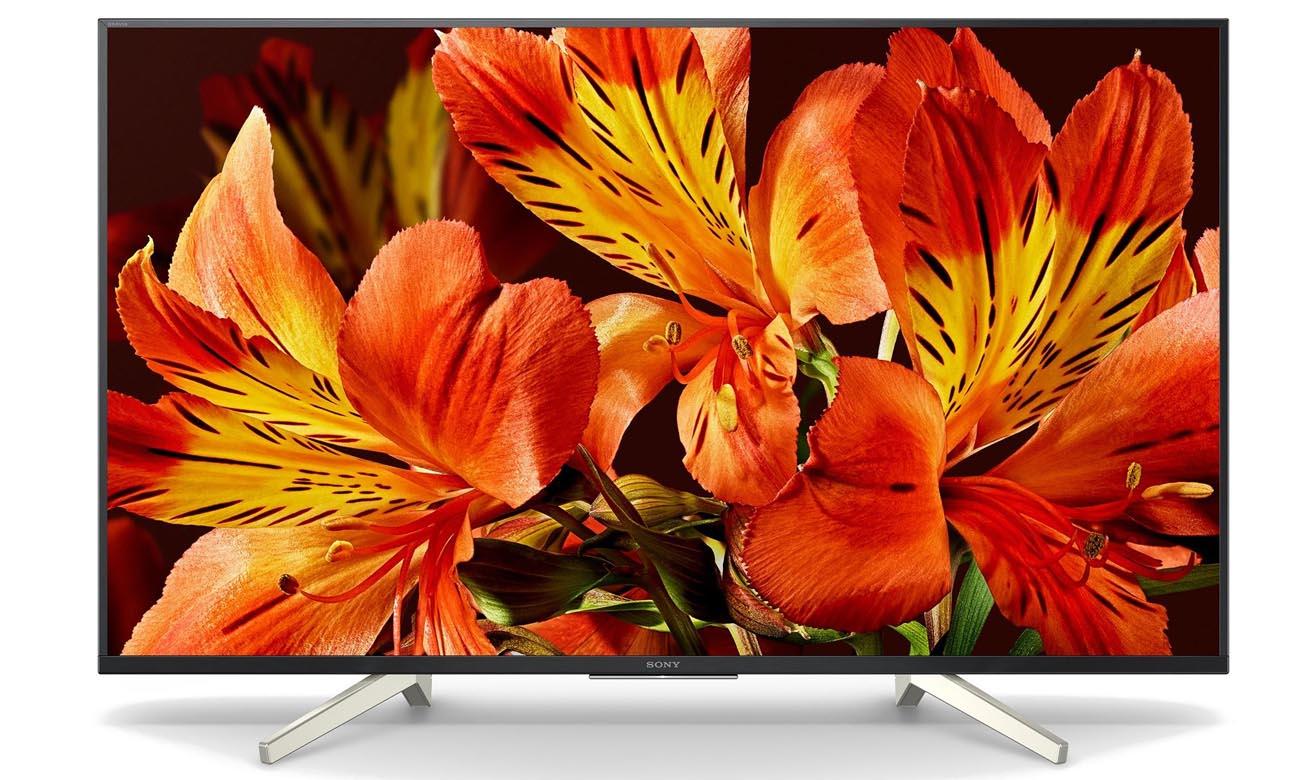Bluetooth, Wi-fi, Chromecast w TV Sony 65XF8505