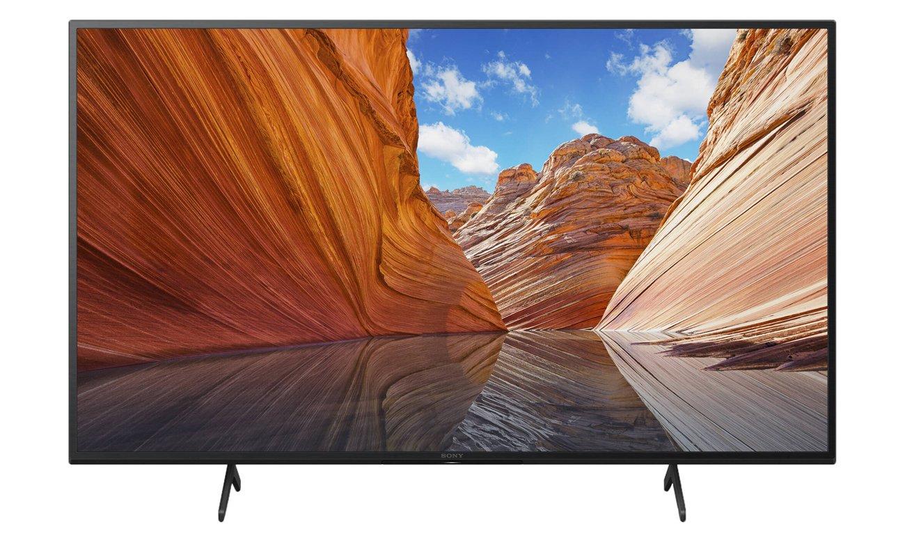 Telewizor Sony KD-50X80J KD50X80JAEP 50 cali