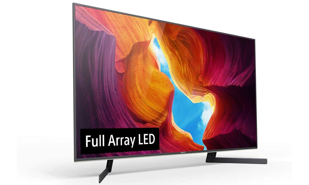 Telewizor 4K HDR Sony KD-49XH9505 49 calowy