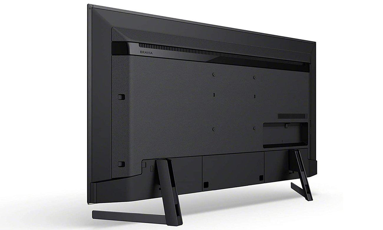 Każdy szczegół w jakości 4K w Sony KD-49XH9505