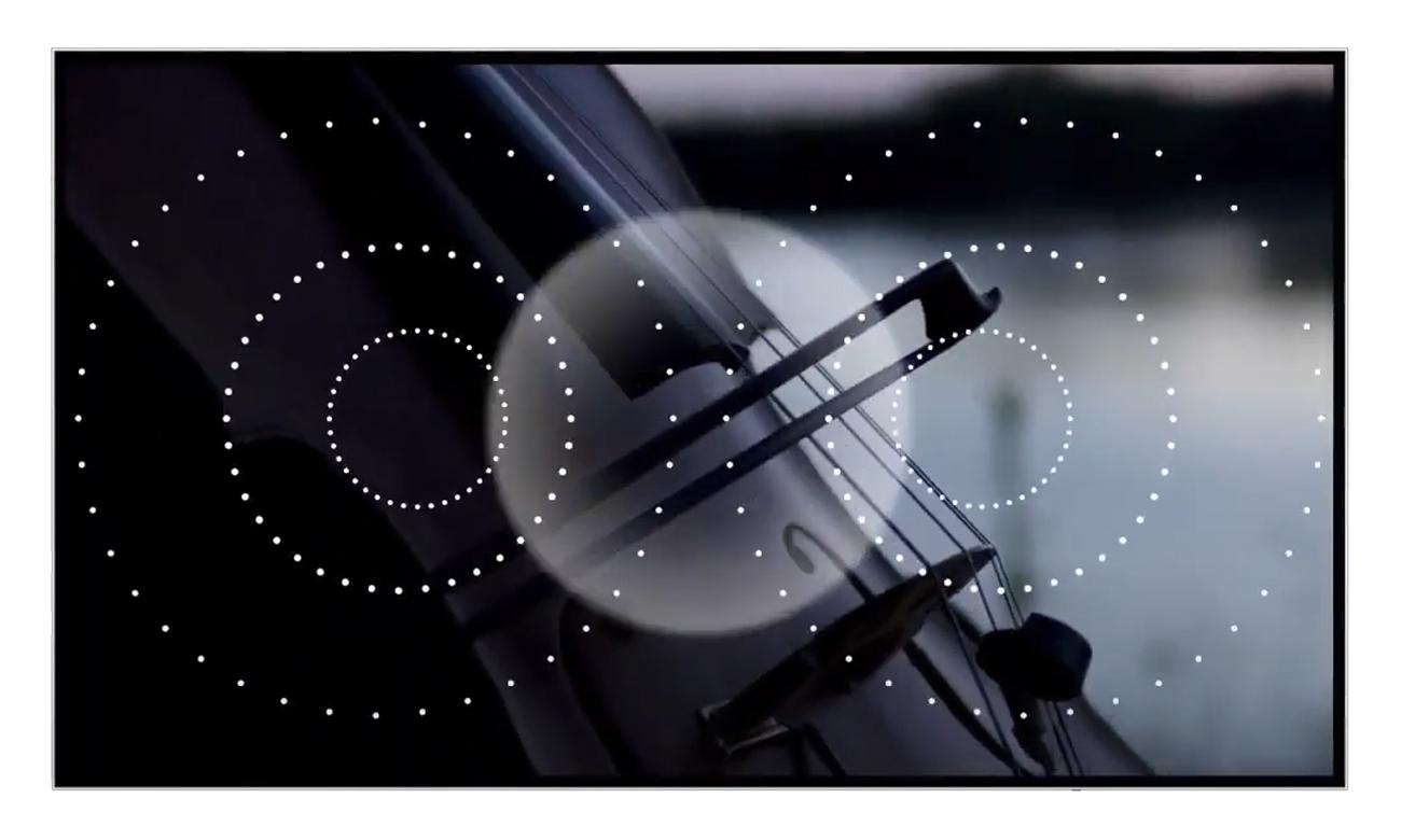 Systam dźwięku w telewizorze Sony OLED KD-55A89