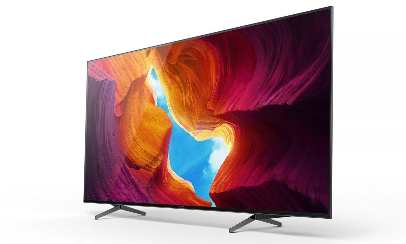 Telewizor 4K HDR Sony KD-55XH9505 55 calowy