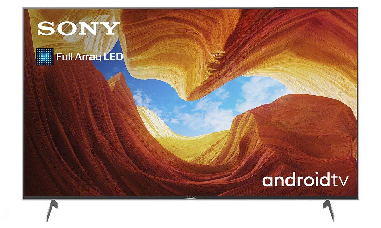 Telewizor 4K HDR Sony KD-65XH9096 65 calowy