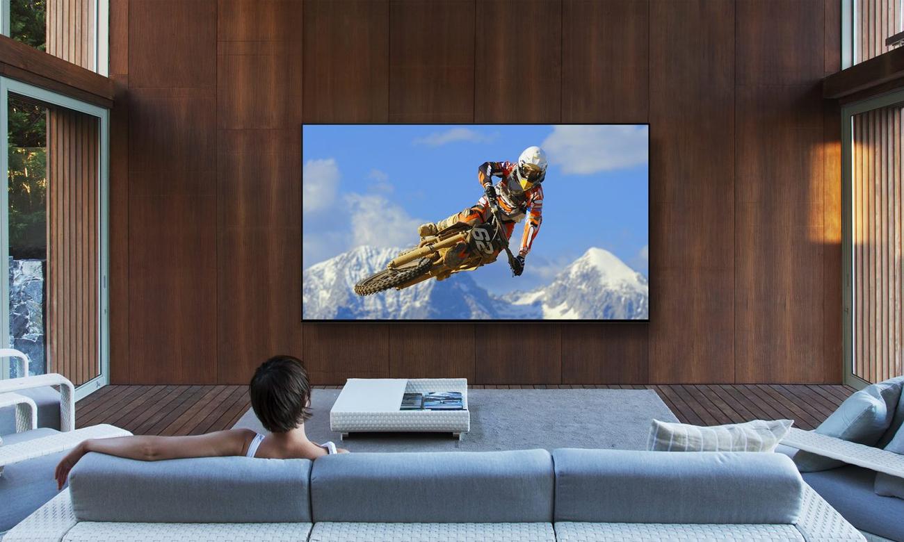 Technologie poprawy obrazu w telewizorze Sony KD-85XG9505