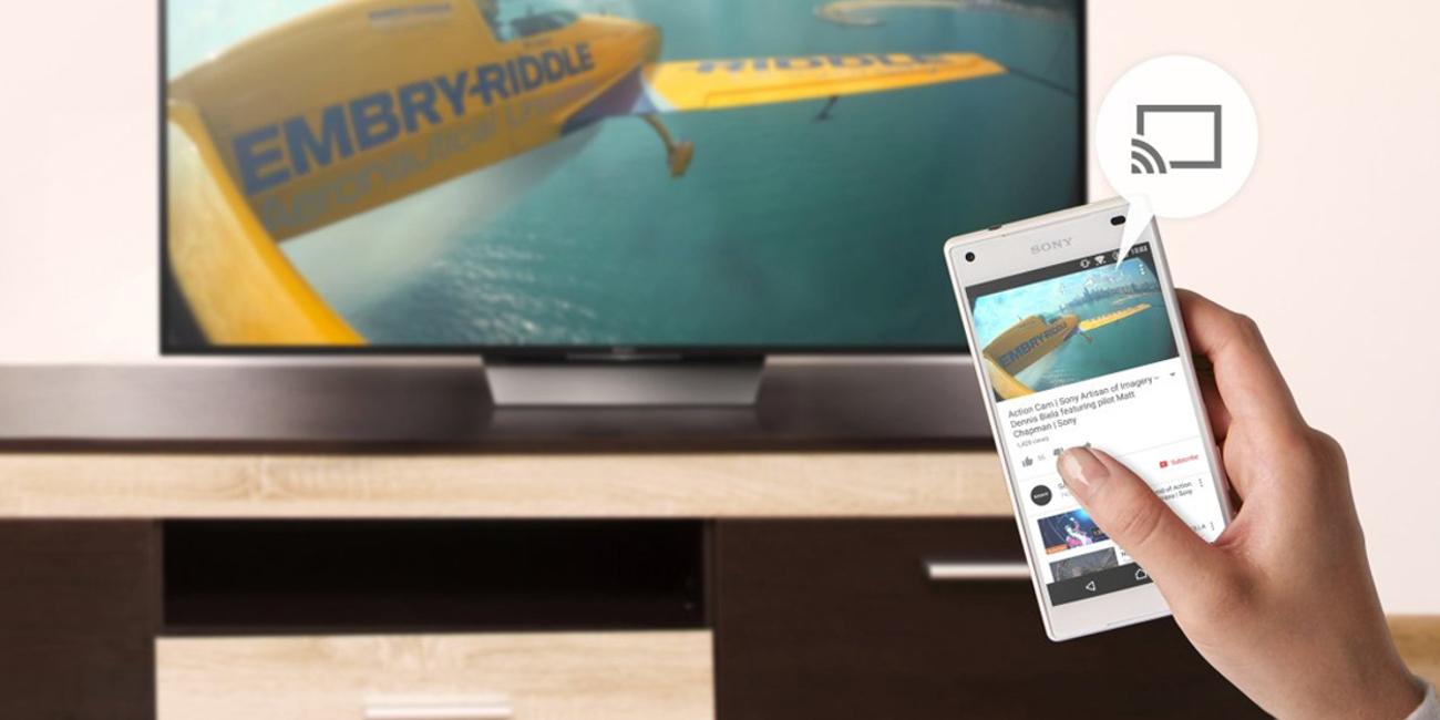 Telewizor z wbudowanym Wi-Fi