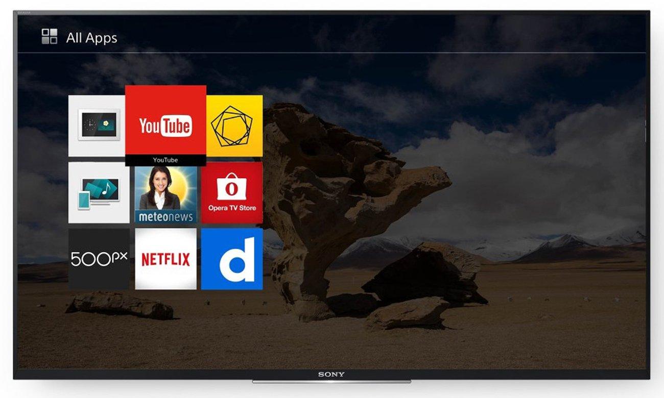 Telewizor Sony Smart TV KDL-49WD755