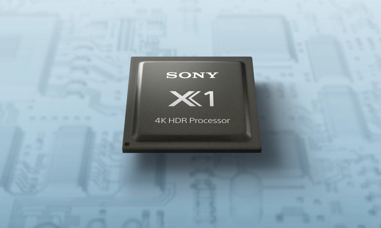 Każdy szczegół w jakości 4K w Sony KE-55XH8096