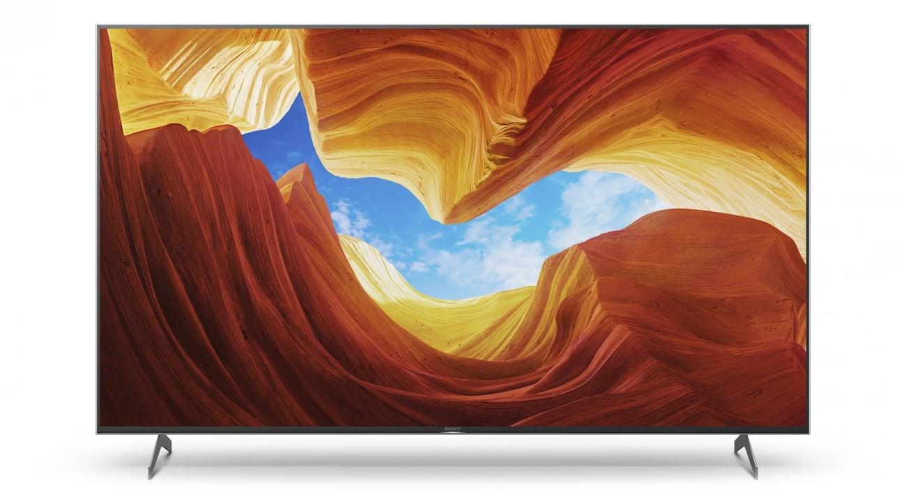 Telewizor 4K HDR Sony KD-55XH9005 55 calowy
