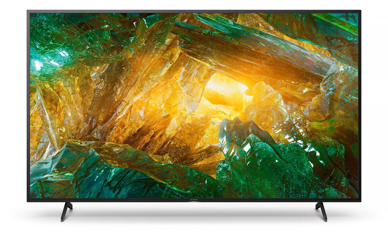 Telewizor 4K HDR Sony KE-65XH8096 65 calowy