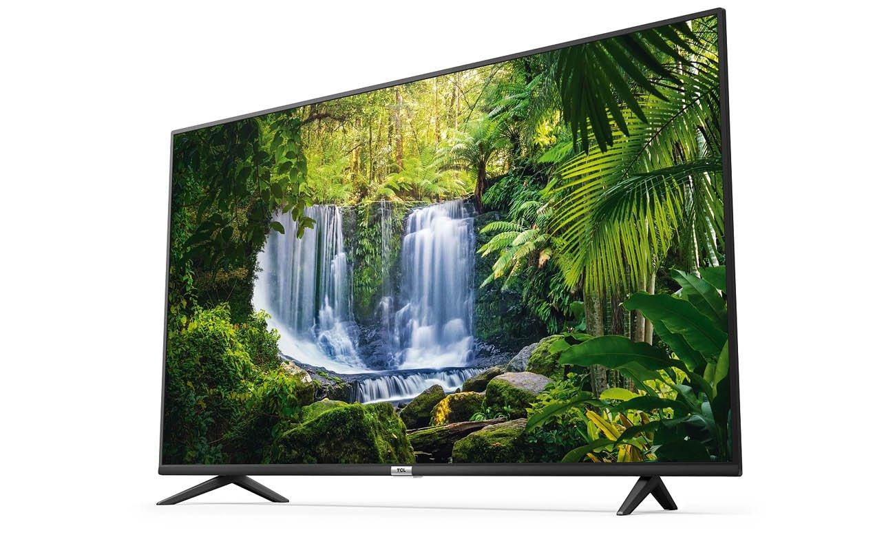 43-calowy telewizor 4K TCL 43P610