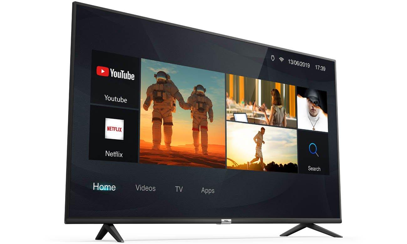 Telewizor Smart TV TCL 43P610 4K