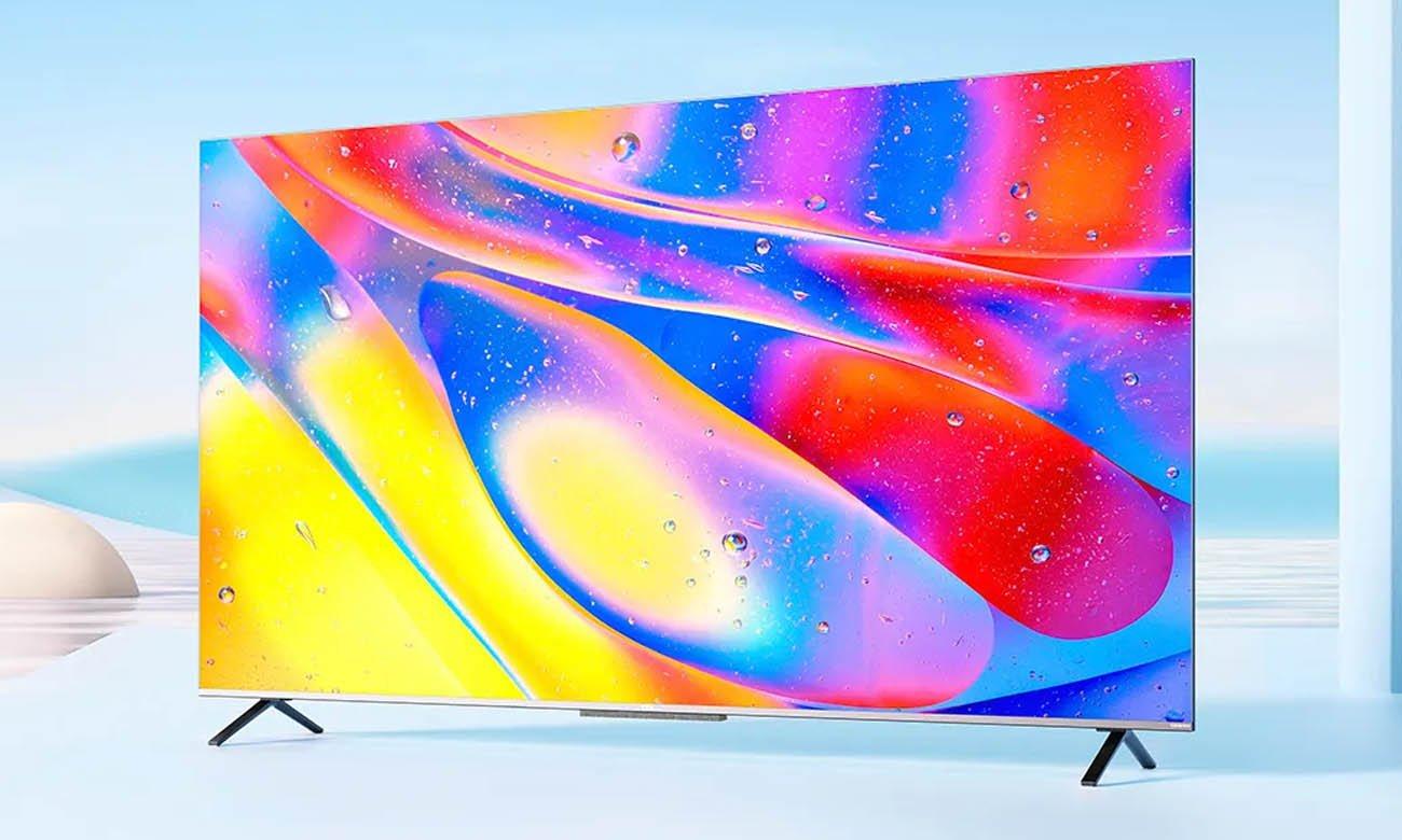 50-calowy telewizor 4K TCL 50C725
