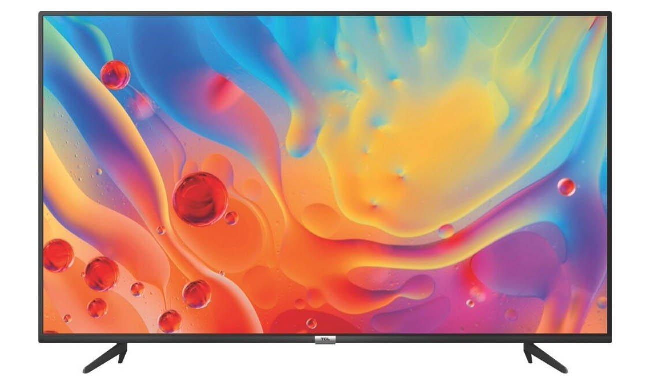 50-calowy telewizor 4K TCL 50P615