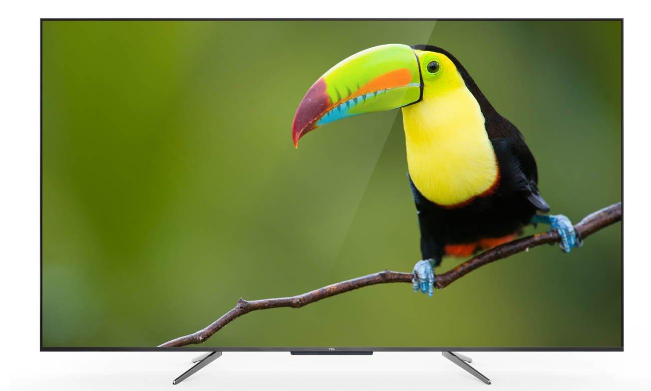 65-calowy telewizor 4K TCL 65C715