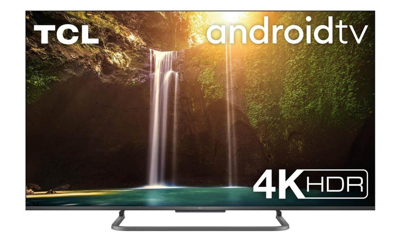 65-calowy telewizor 4K TCL 65P815