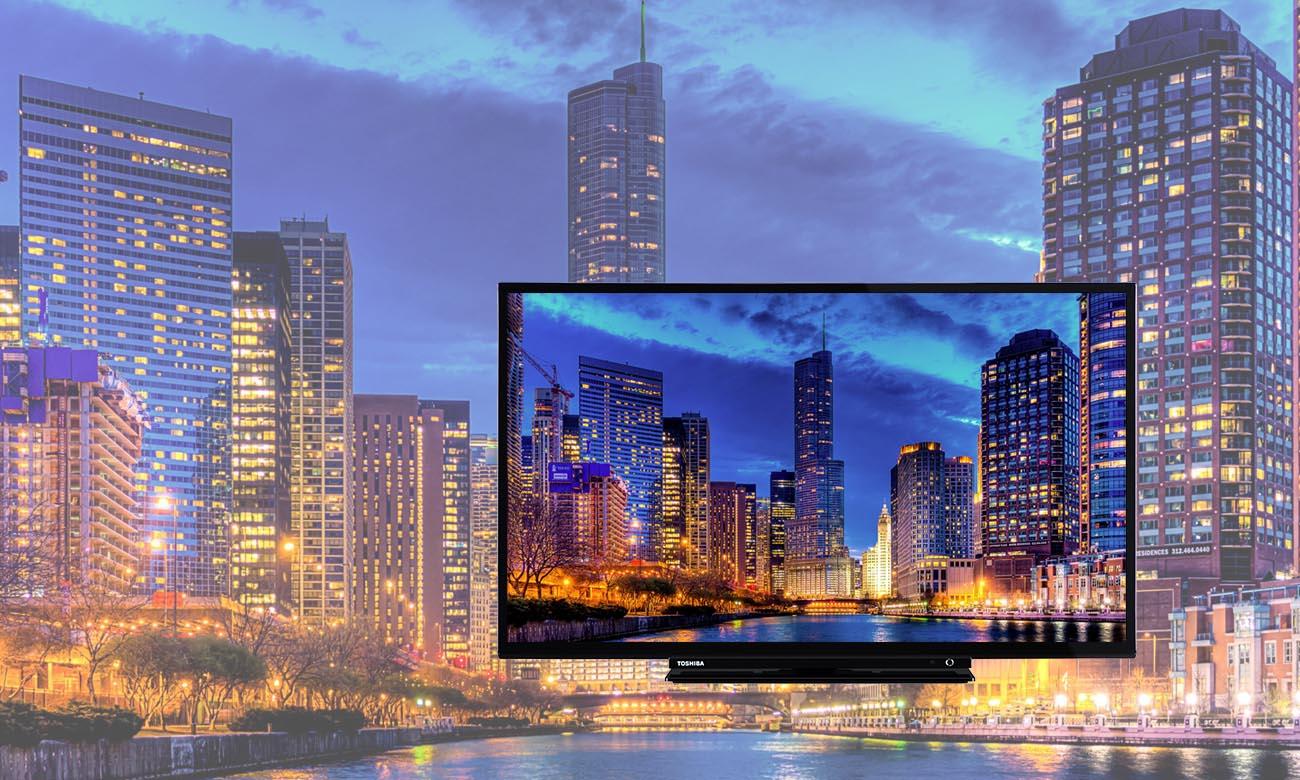 Telewizor HD Ready Toshiba 32L1763DG